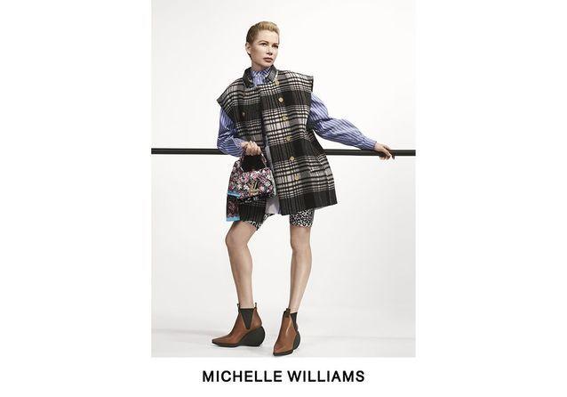 17 femmes posent pour la nouvelle collection Louis Vuitton
