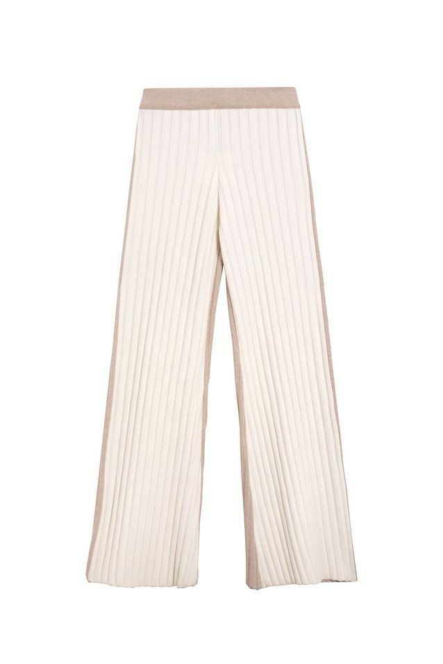 Pantalon à plissés Valentine Witmeur