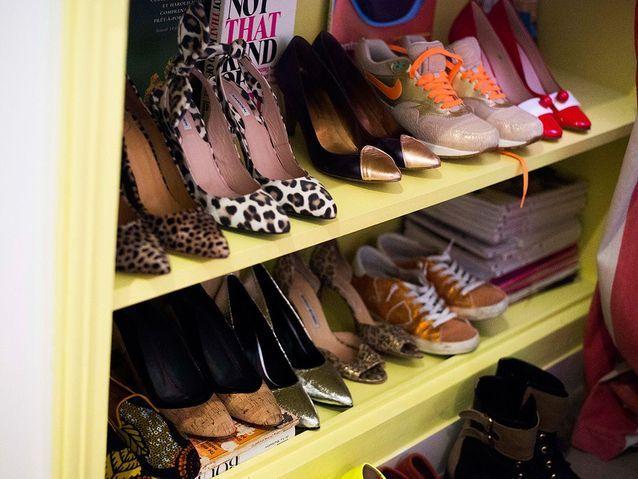 Le paradis des chaussures