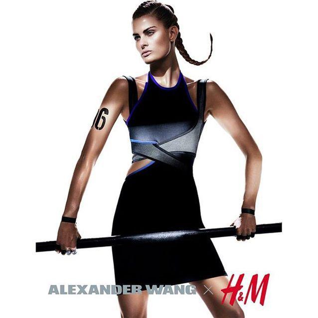 Alexander Wang x H&M look pour femme 1