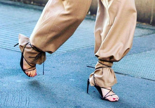 Voici la nouvelle façon de porter sa paire de talons