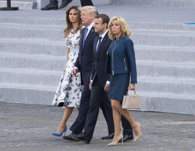 Le 14 juillet à Paris