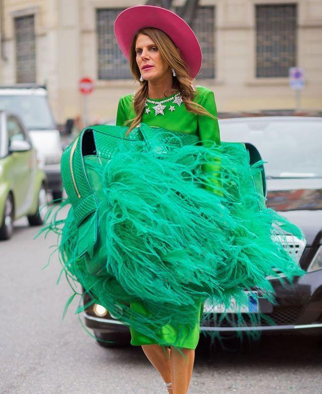 Le sac Valentino de Anna Dello Russo