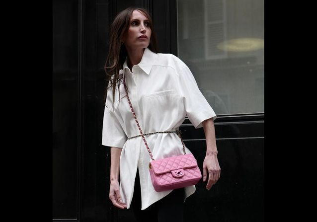 Dans les coulisses de la fabrication du sac Chanel 11.12