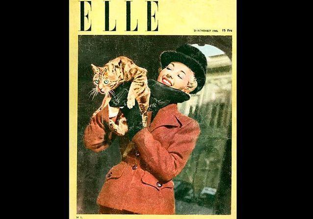 ELLE a 75 ans : feuilletez le tout premier numéro !