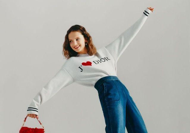#ElleFashionCrush : Dior célèbre l'amour avec sa ligne Dioramour