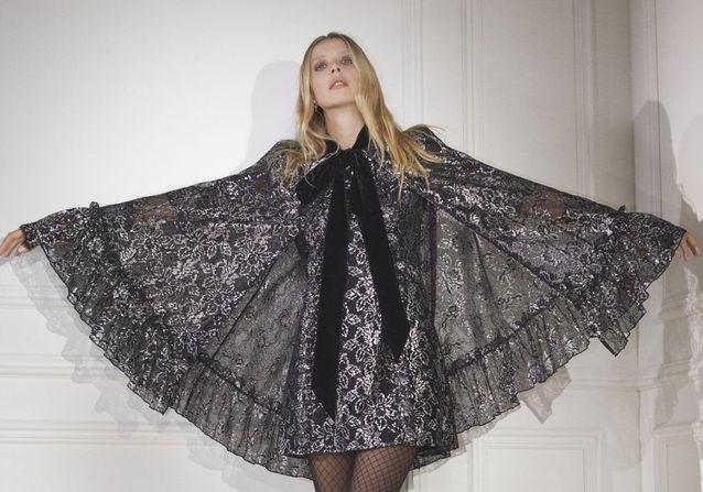 #ElleFashionCrush : H&M x The Vampire's Wife, la collaboration la plus mode d'Halloween
