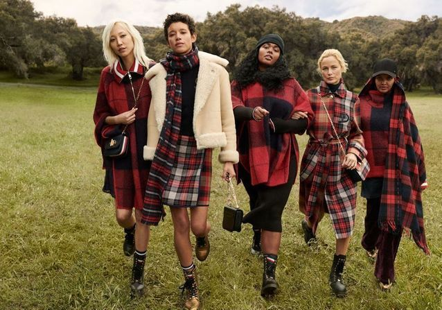 #ElleFashionCrush : la campagne inclusive signée Tommy Hilfiger
