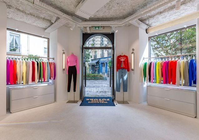 #ElleFashionSpot : FROM FUTURE ouvre une nouvelle adresse colorée au cœur de Paris
