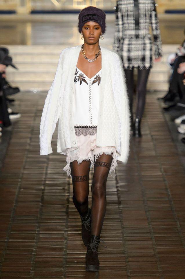Fashion Week New York Automne-hiver 2016-17