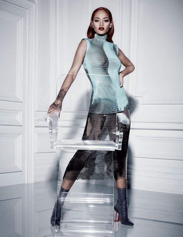 Rihanna pour Diormag