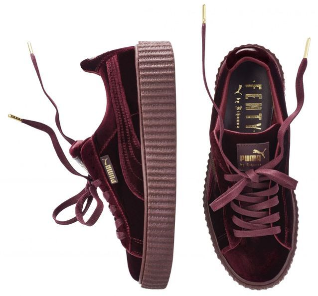 Fenty Puma By Rihanna Bordeaux