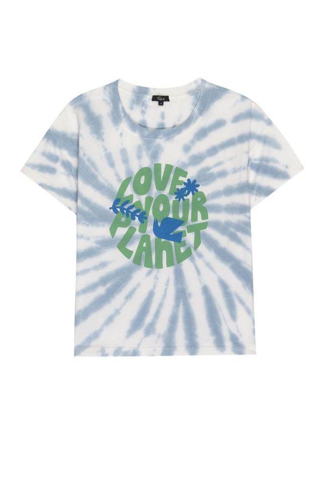 Le t-shirt « Love Your Planet » de Rails