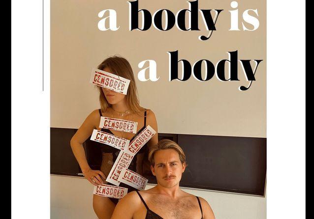 L'instant mode : A Body Is a Body, la nouvelle campagne anti-censure signée Mood Paris