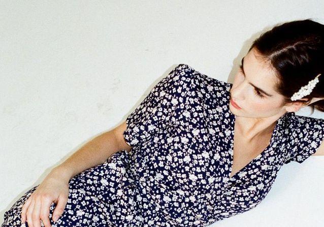 L'instant mode : Le vestiaire fleuri de cette nouvelle marque française va vous accompagner tout l'été