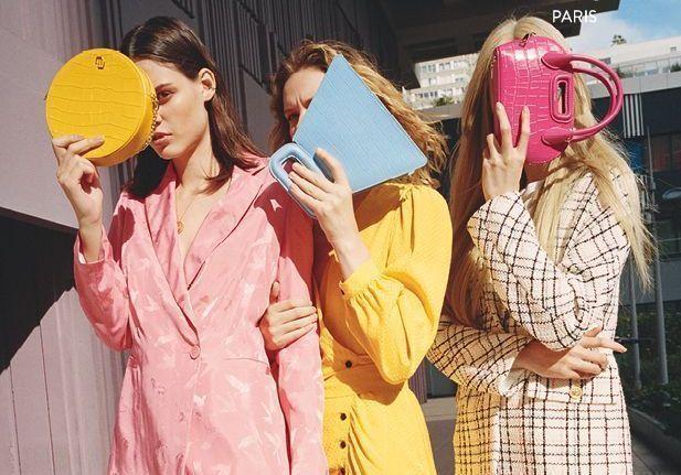 L'Instant Mode : Maje collabore avec le compte Instagram Vogue Turfu, et c'est très drôle !