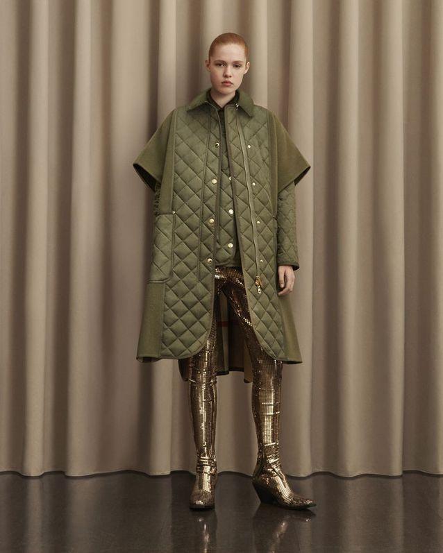 Burberry pré-collection automne-hiver 2021