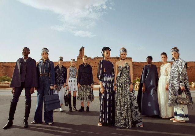 Les 10 images à retenir du défilé Croisière Dior