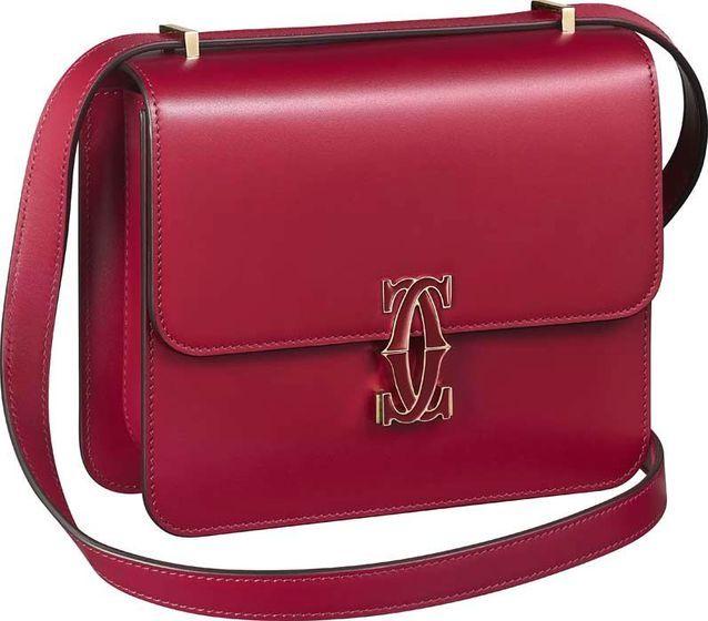 Un sac Cartier