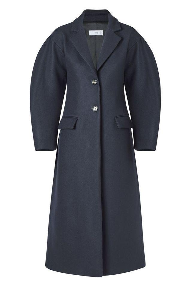Manteau en laine Pernille x Mango