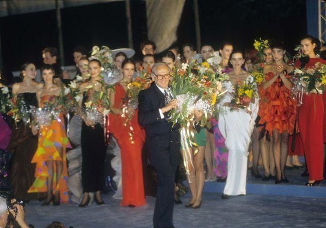 Pierre Cardin : un siècle de silhouettes inoubliables