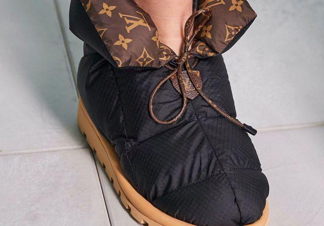 Pillow Boot : les nouvelles bottines Louis Vuitton ne vous laisseront pas indifférent