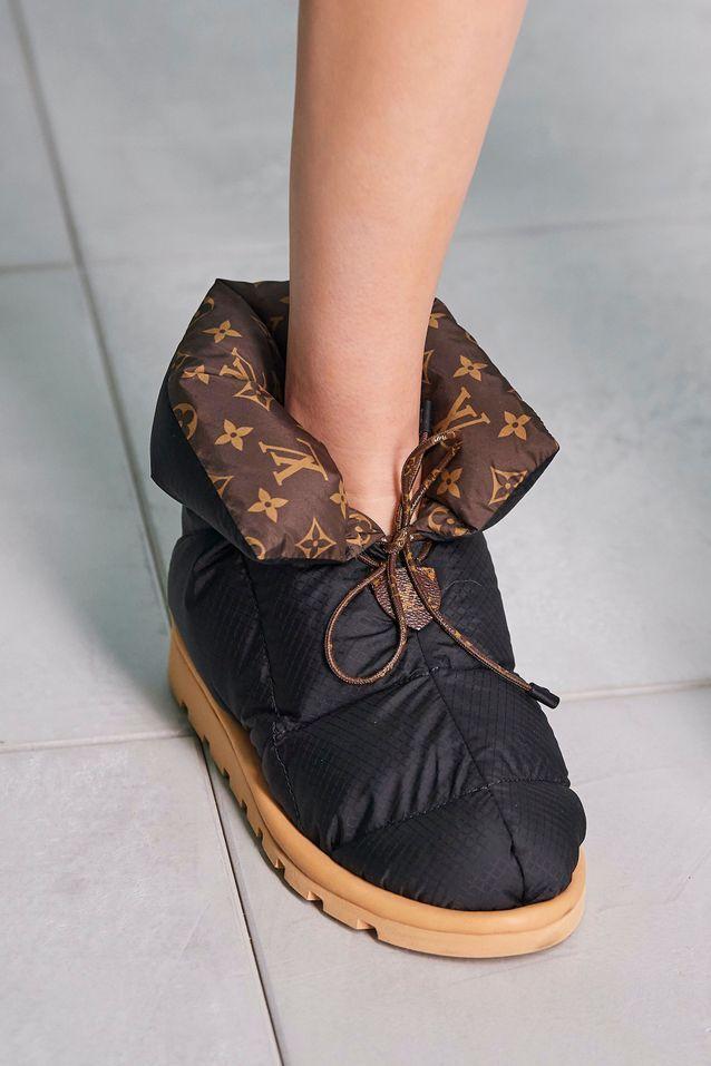 La Pillow Boot signée Louis Vuitton