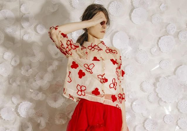 #PrêtàLiker : la collection exclusive de Simone Rocha pour MatchesFashion.com