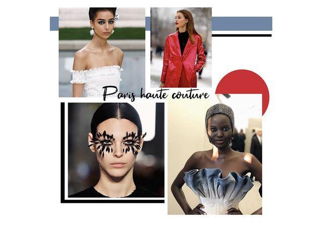 Qui sont les 10 mannequins stars de cette semaine de la couture