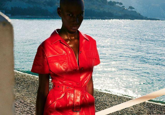 Série mode : l'été en rouge