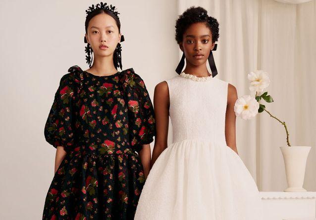 Simone Rocha x H&M : découvrez la collection en images