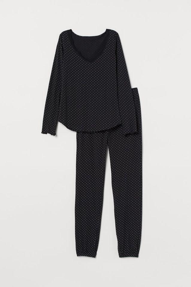Ensemble pyjama h&m