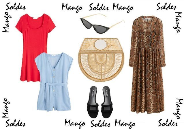 Soldes Mango été 2019 : les 30 pièces qui nous font craquer