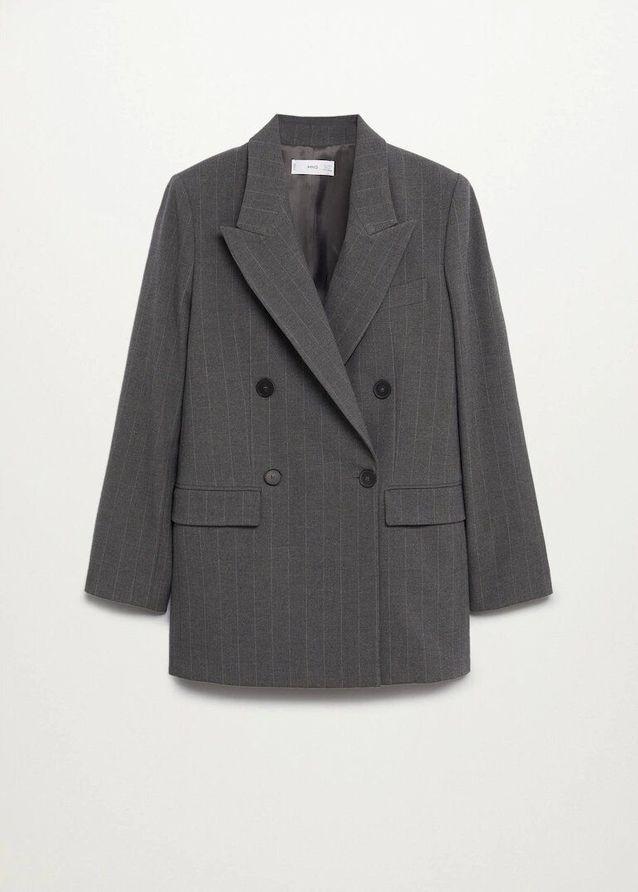 Veste de costume soldée Mango