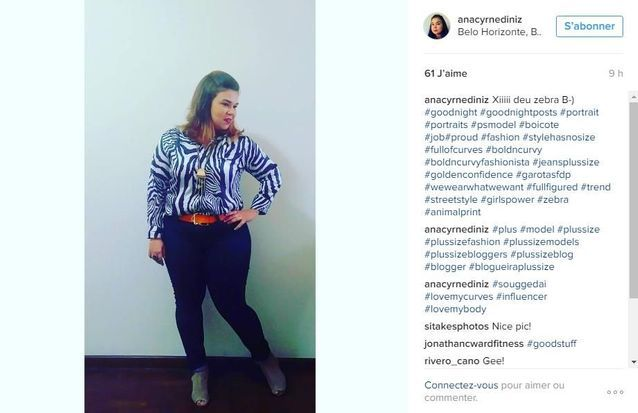 Instagram @anacyrnediniz