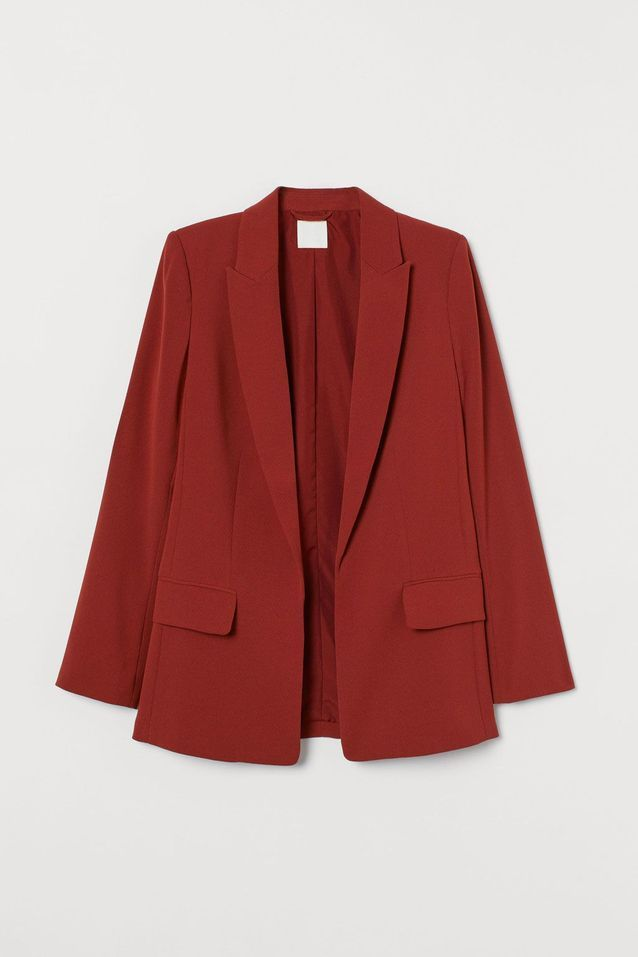 Blazer long H&M