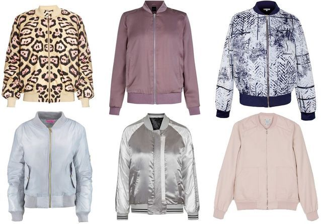 20 bombers qui donnent du style