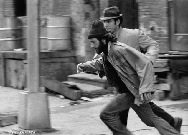 """Al Pacino dans """"Serpico"""""""