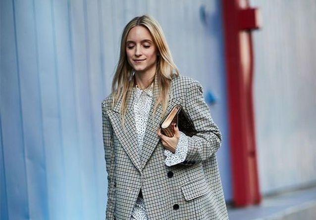 Un manteau à carreaux s'il vous plait