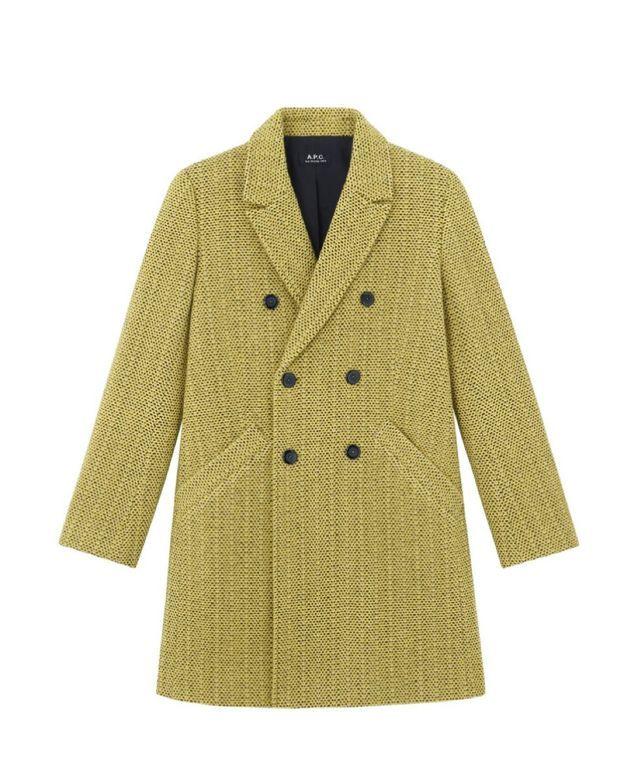 Manteau femme APC