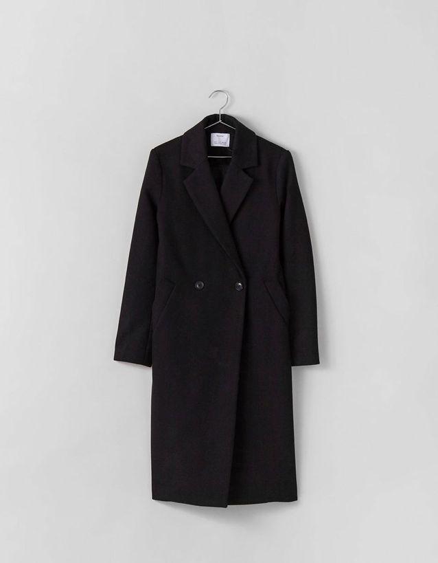 usine authentique 35a06 a3f98 Manteau femme Bershka - 50 manteaux pour passer l'hiver au ...