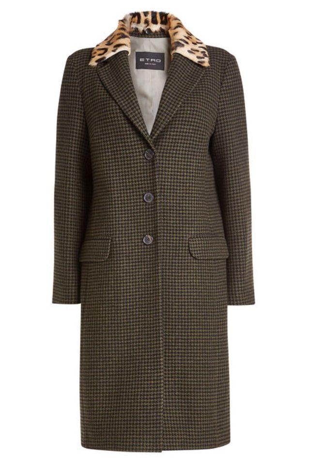 Manteau femme Etro sur Stylebop