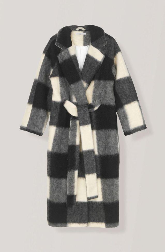 Manteau femme Ganni