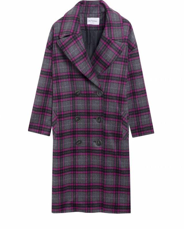 Manteau femme Les Petites…