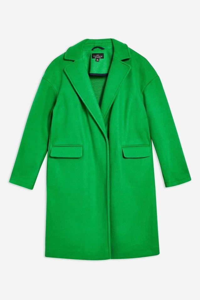 Manteau femme Topshop