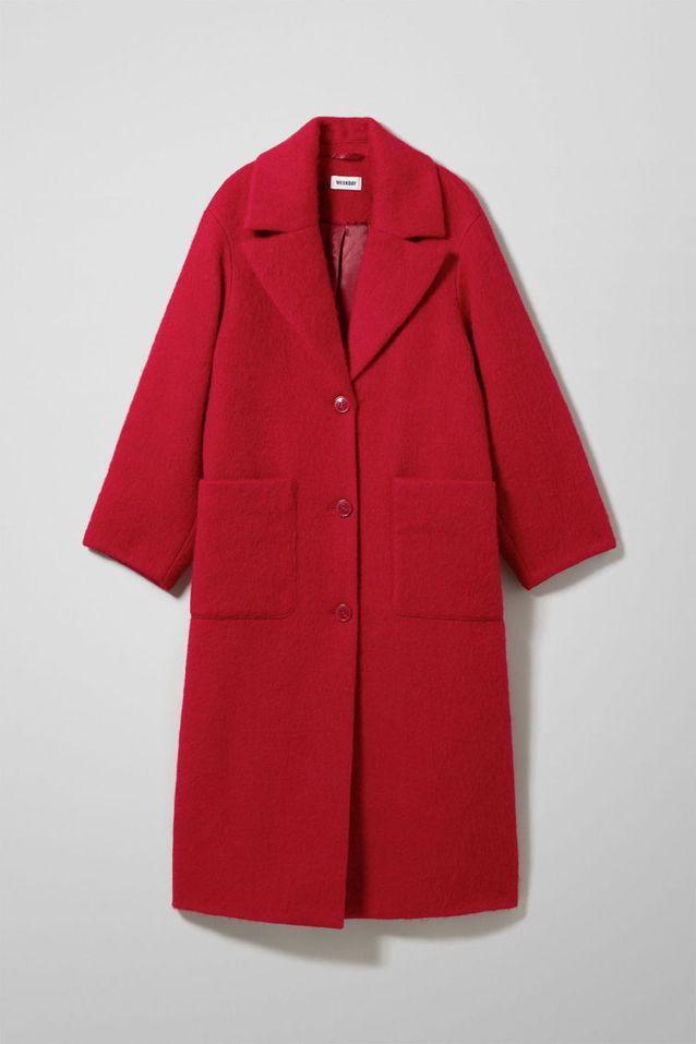 Manteau femme Weekday