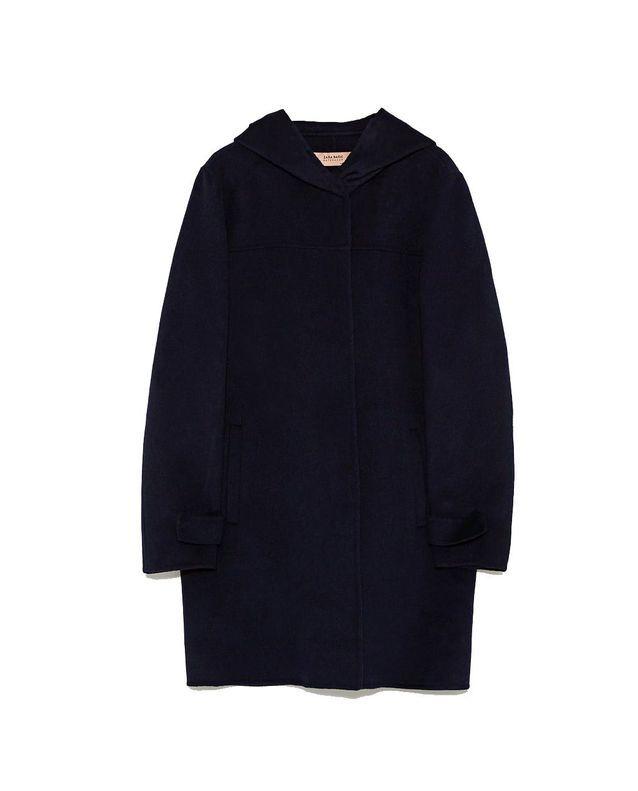 Manteau soldé Zara