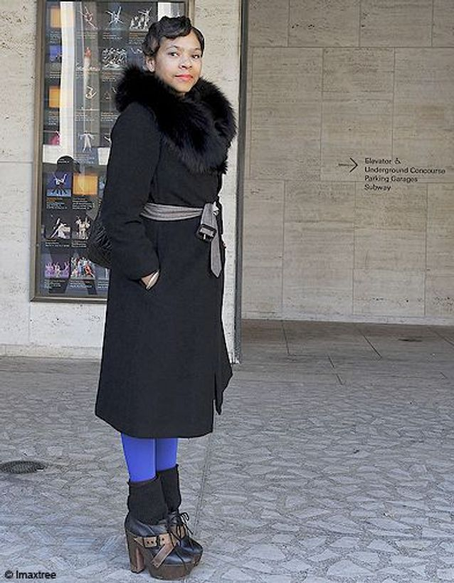 Mode street style defiles new york hiver 2011 RF11 5348
