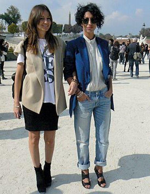 Vanessa et Yasmeen
