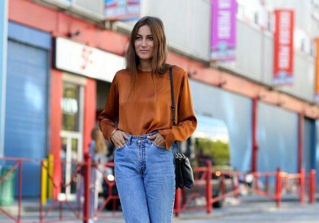 Street Style : comment les filles lookées portent le jean vintage